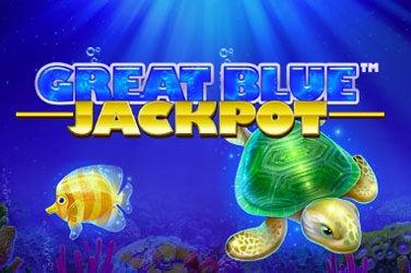 Great blue jackpot