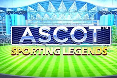 Ascot: sporting legends